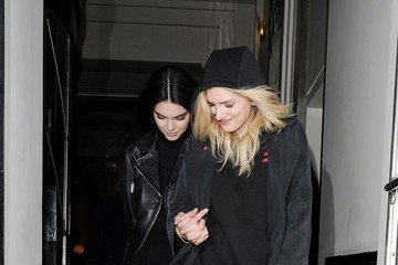 Kendall Jenner Celebs Enjoy a Night Out