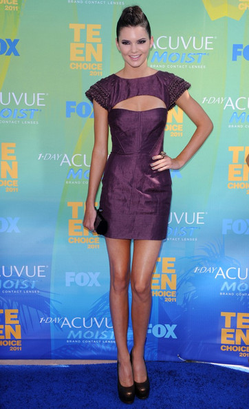Kendall Jenner - Teen Choice Awards 2011