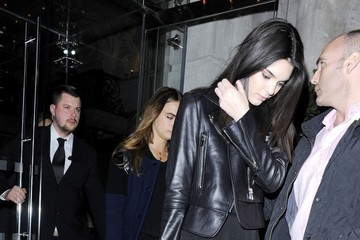 Kendall Jenner Celebs Enjoy a Night Out — Part 2