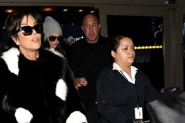 Kendall Jenner Kendall Jenner Arrives at LAX