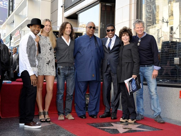 Kenneth Edmonds Honored on the Walk of Fame