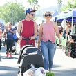 Kevin Manno Ali Fedotowsky Seen In Los Angeles