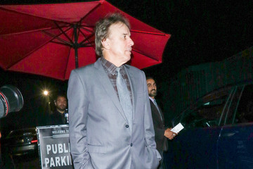 Kevin Nealon Kevin Nealon Outside Kevin Hart's Birthday Party At TAO In Hollywood