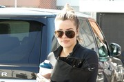 Khloe Kardashian Out and About