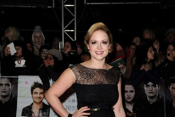 Kimberley Nixon 'The Twilight Saga: Breaking Dawn - Part 2' UK Premiere