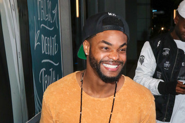 King Bach King Bach leaves Clippers Game at Staples Center