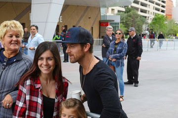 Kip Moore 52nd Academy of Country Music Awards Cumulus/Westwood One Radio Remotes