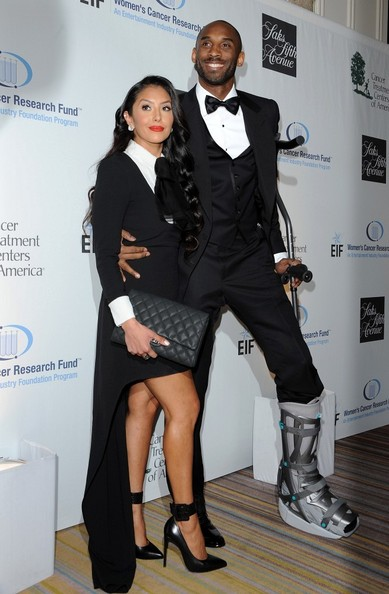Kobe Bryant and Vanessa Bryant Photos Photos Arrivals at An