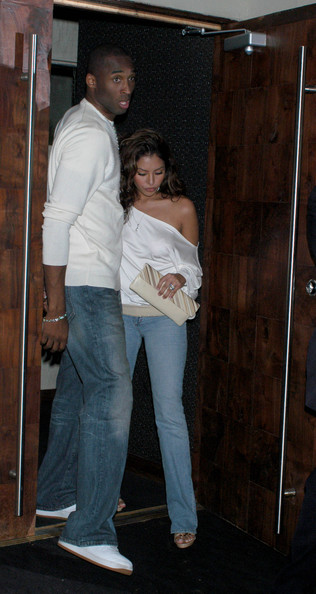 Kobe Bryant and Vanessa Bryant Photos Photos WeddingEngagement