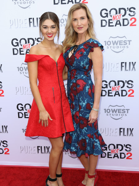 Premiere of Pure Flix Entertainment's 'God's Not Dead 2' at Directors Guild of America []