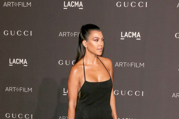 Kourtney Kardashian 2018 LACMA Art Film Gala Honoring Catherine Opie And Guillermo Del Toro Presented By Gucci