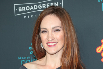 Kristen Rakes Premiere of Broad Green Pictures' 'Just Getting Started'