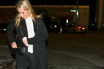 Kristine Leahy Kristine Leahy Is Seen Outside Craig's Restaurant In West Hollywood