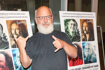 Kyle Gass Premiere Of Sony Pictures Classic's 'David Crosby: Remember My Name'