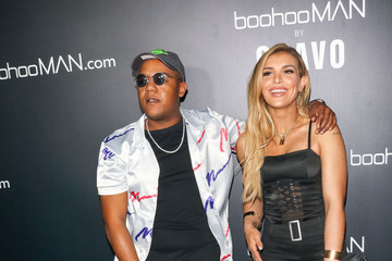 Kyle Massey boohooMAN x Quavo Launch Party