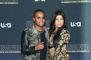 Kyle Massey Premiere Of USA Network's 'Unsolved: The Murders Of Tupac And The Notorious B.I.G.'