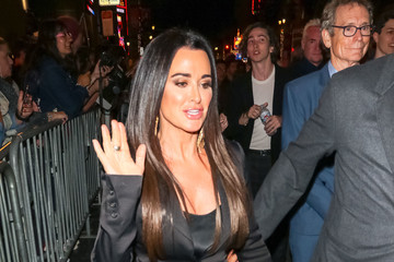 Kyle Richards Kyle Richards Is Seen At The 'Halloween' Premiere At TLC Chinese Theatre In Hollywood