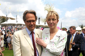 Charles Henry Gordon-Lennox Ladies' Day at Glorious Goodwood