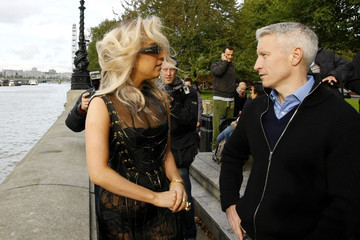 Anderson Cooper Lady Gaga Lady Gaga Interviewed by Anderson Cooper