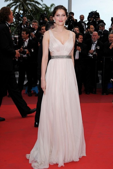 Laetitia Casta Cannes 2011 Dress