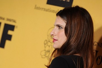 Lake Bell Arrivals at the Woman in Film Crystal + Lucy Awards