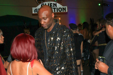 Lamar Odom Lamar Odom Is Seen Outside LA Center Studios