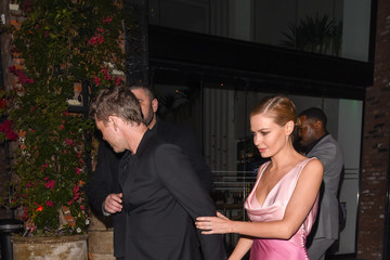 Lara Bingle Lara Bingle Arriving at the Inaugural Los Angeles Gala Dinner at Dream Hollywood