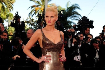 Lara Stone 'Youth' Premiere - The 68th Annual Cannes Film Festival