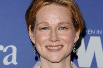 Laura Linney Arrivals at the Crystal + Lucy Awards