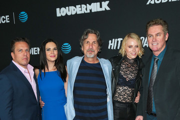 Laura Mennell Premiere of AT&T Audience Network's 'Loudermilk' Aandnd 'Hit The Road'