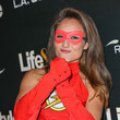 Lauren Mayhew Life & Style Weekly's 'Eye Candy' Halloween Bash Hosted by LeAnn Rimes