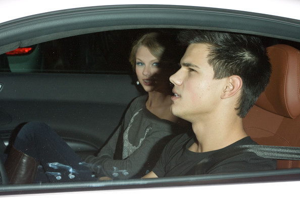 Taylor Lautner And Taylor Swift 2009. In This Photo: Taylor Swift,