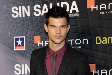 Taylor+Lautner in Taylor Lautner Promotes 'Abduction' in London