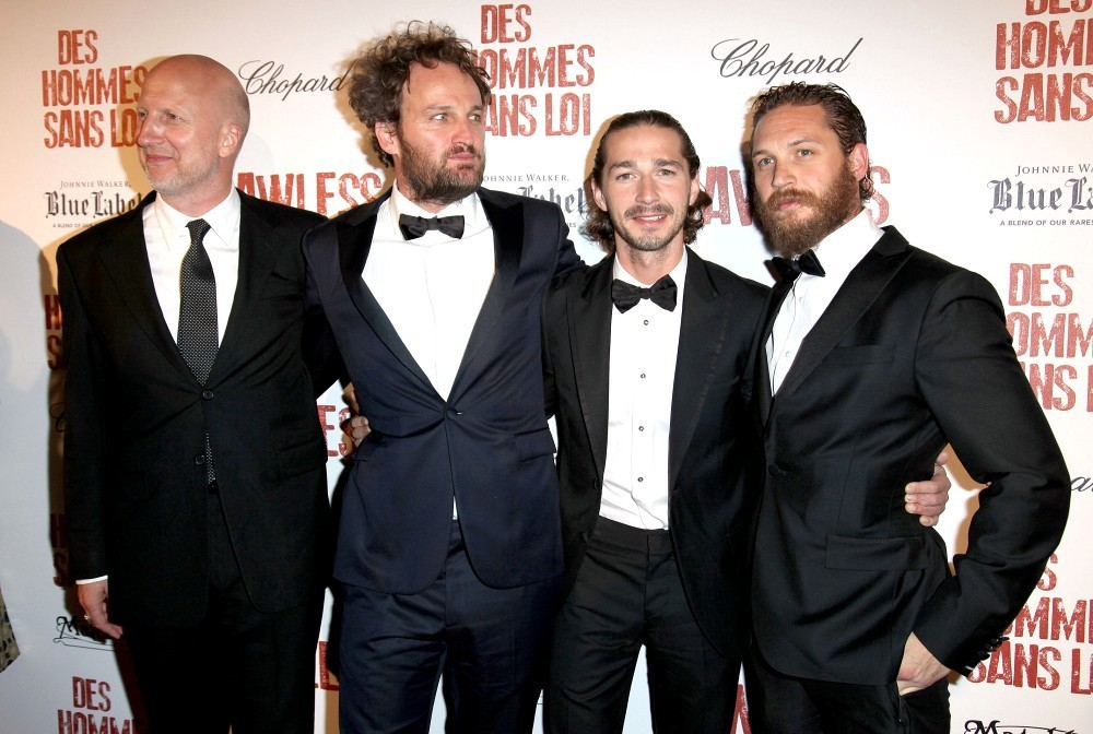 Tom Hardy Photos Photos - 'Lawless' After Party in Cannes ... шайа лабаф
