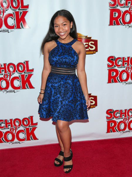Los Angeles Premiere Of 'School Of Rock' The Musical []