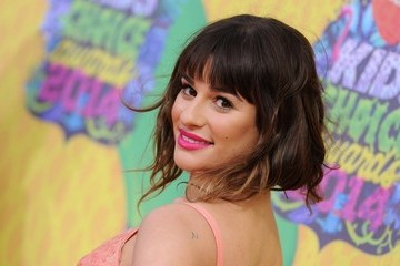 Lea Michele Nickelodeon's Kids' Choice Awards 2014