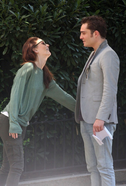 leighton meester and ed westwick dating in real life 2013