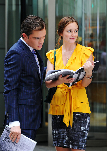 Leighton Meester and Ed Westwick - Page 6 Leighton+and+Ed+s+steamy+kiss+ZQJBRya0twPl
