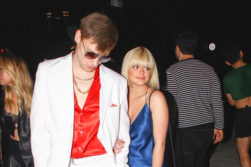 Levi Meaden Ariel Winter Is Seen Outside The Just Jared Halloween Party At Goya Studios