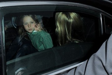 Lila Grace Moss Kate Moss Spends the Day with Her Daughter