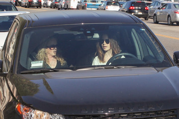 Lily Collins Lily Collins Is Seen Out With Friends