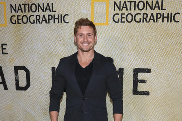 Linc Hand Premiere of National Geographic's 'The Long Road Home'