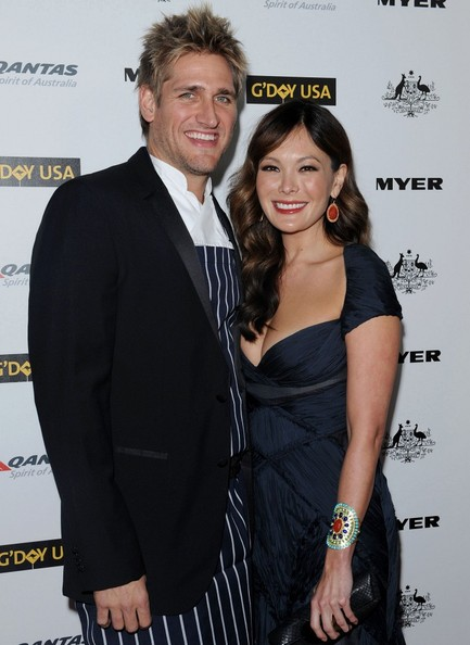 curtis stone and lindsay price 2011. Lindsay Price G#39;Day USA