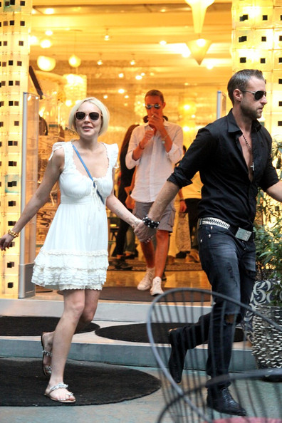 Lindsay Lohan and Philipp Plein Dating? (PDA Pictures ...