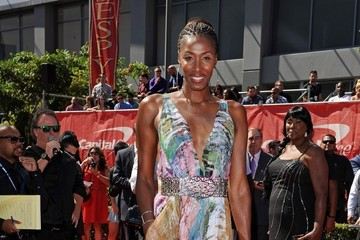 Lisa Leslie Arrivals at the ESPYS