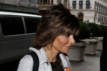 Lisa Rinna 'The Celebrity Apprentice All Stars' in NYC 2