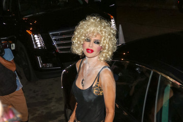 Lisa Rinna Celebrities Attend the Casamigos Tequila Halloween Party