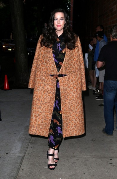 liv tyler dating history The aerosmith frontman has a history of age-gap relationships where he is the older one by  steven tyler dating aimee ann preston—here's what  liv tyler.