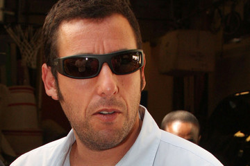 "Adam Sandler Live! hosts ""Funny People"""