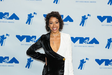 Liza Koshy 2017 MTV Video Music Awards - Press Room